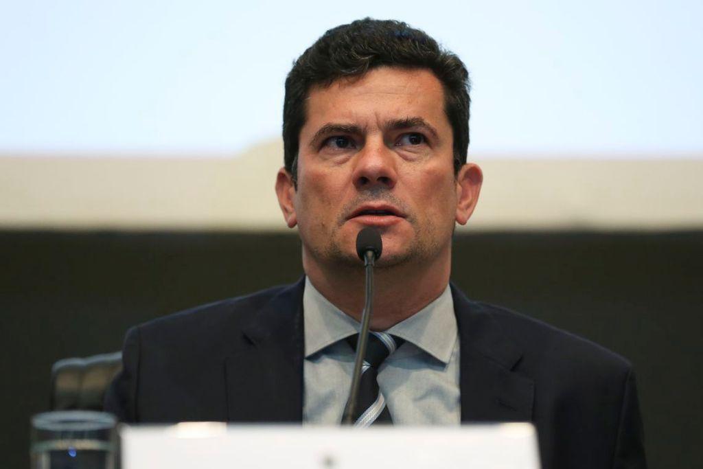 Sergio Moro destaca importância de prisão em segunda instância