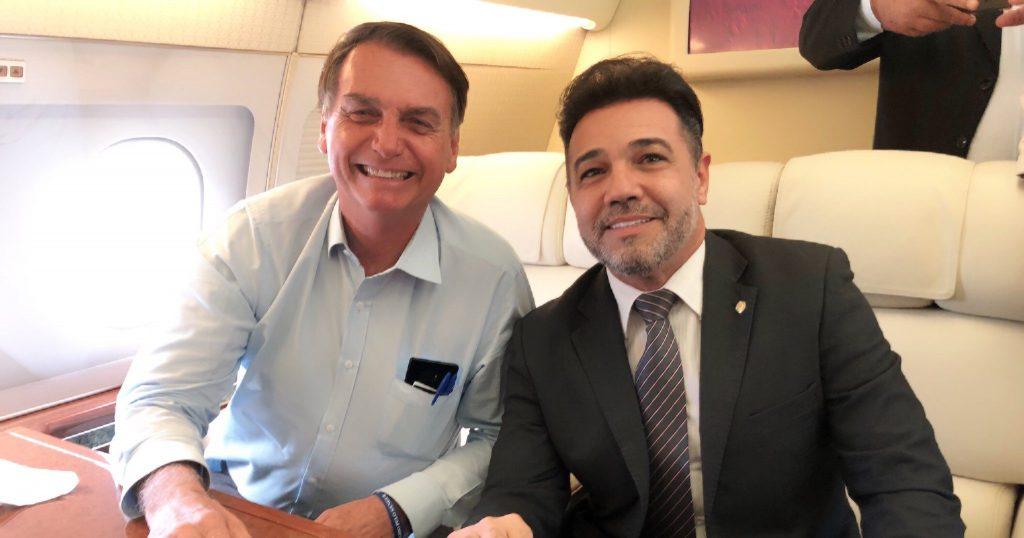 Feliciano fica orgulhoso de ter sido expulso de partido por apoiar Bolsonaro