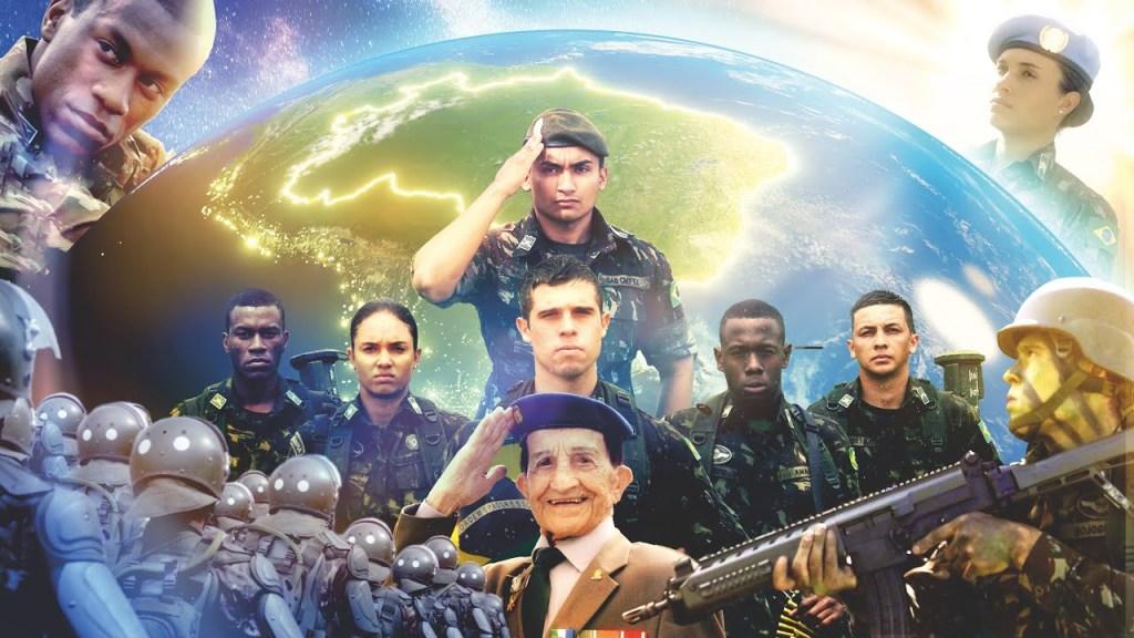Exército Brasileiro comemora repercussão do novo vídeo institucional. Assista!