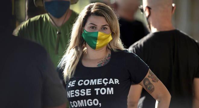 Toffoli nega pedido de Sara Winter sobre suspeição de Moraes.