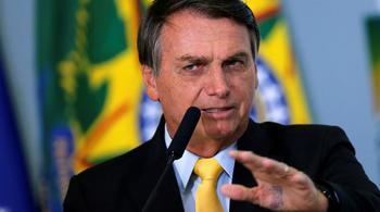 """""""Vocês estão acompanhando o Senado americano?, questiona Bolsonaro"""