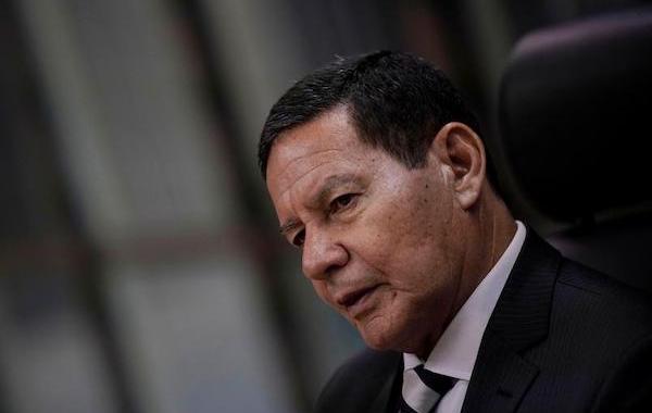 Governo não renovará operação das Forças Armadas na Amazônia, diz Mourão