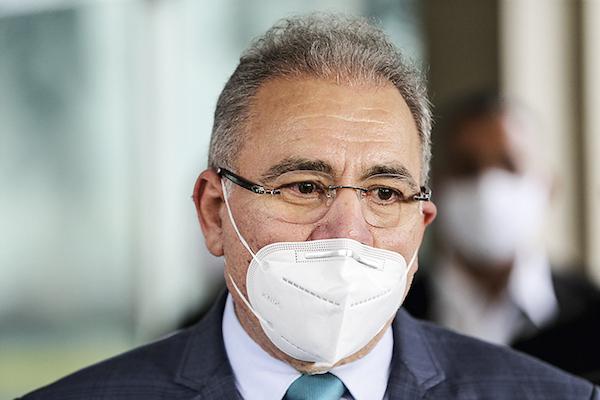 Novo ministro da Saúde afasta possibilidade de apoiar lockdown nacional