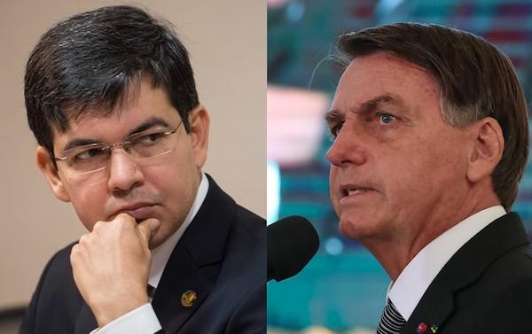 """""""Bolsonaro é ladrão de vacina, é ladrão de dinheiro do povo""""diz Randolfe"""