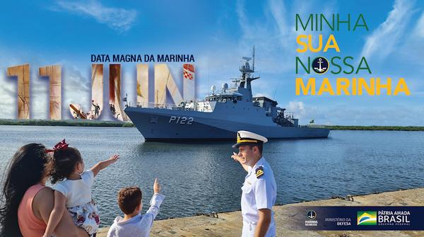 Minha Marinha: Marinha comemora 156 anos da Batalha Naval do Riachuelo