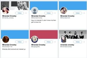 Miranda Crowley profiles