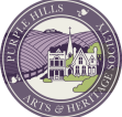 Purple Hills Arts & Heritage Society Logo
