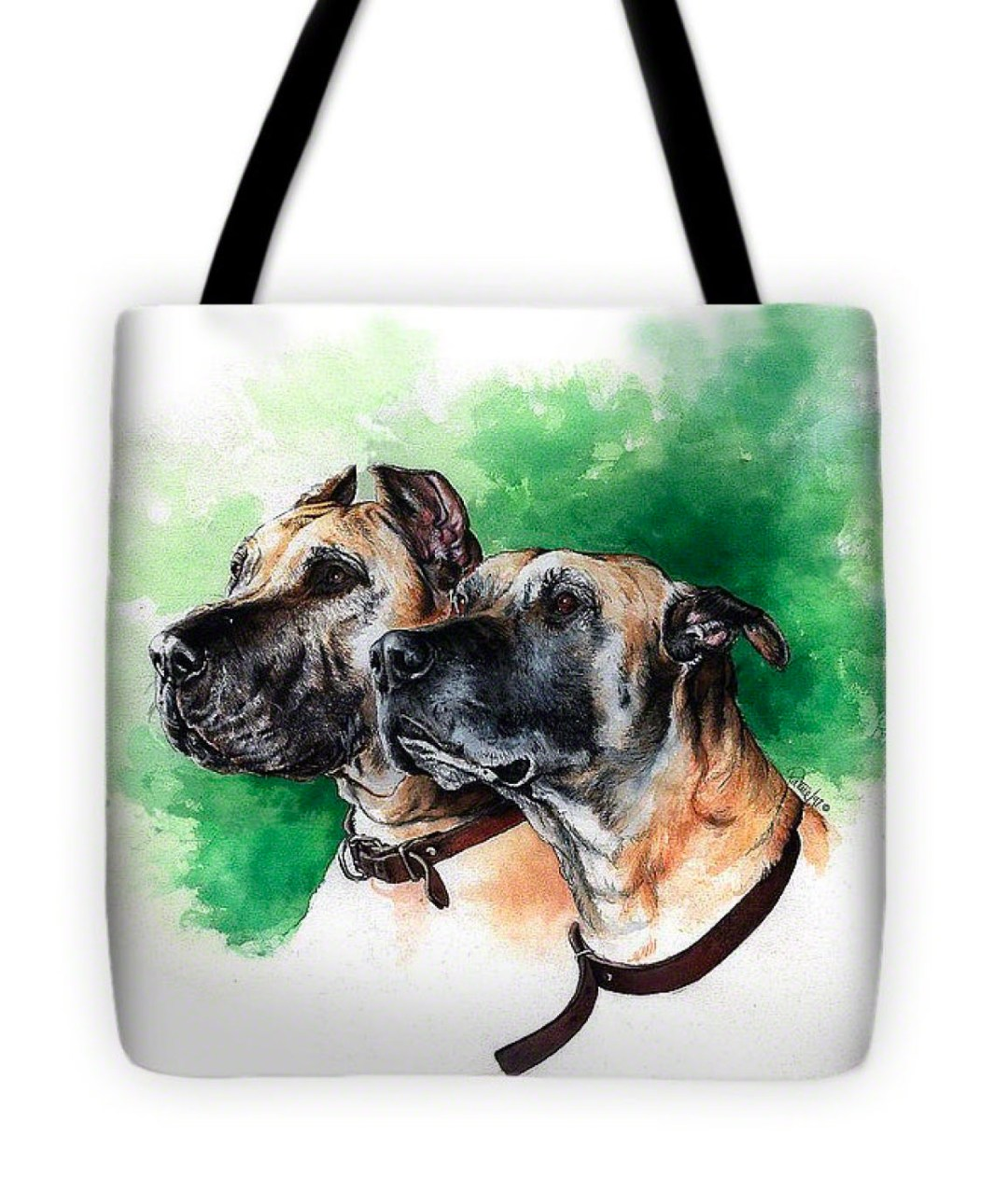 Great Dane Tote-Bag - Product by Patrice