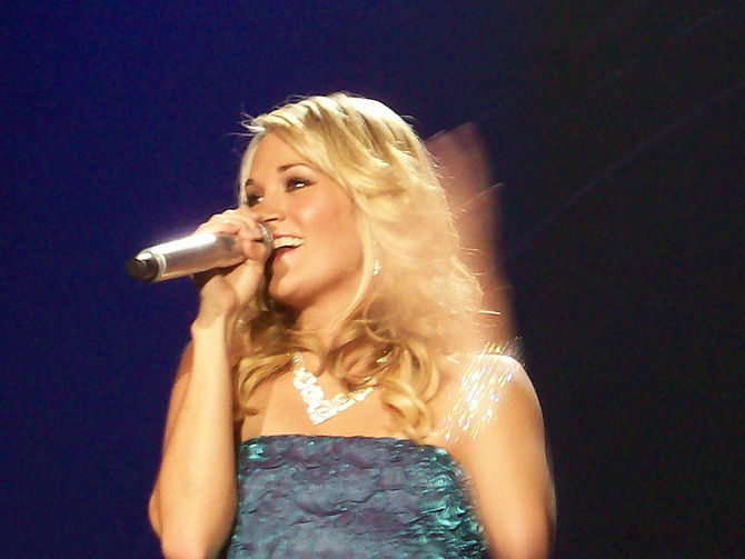 Carrie Underwood & Brad Paisley Ebola Song Disrespect