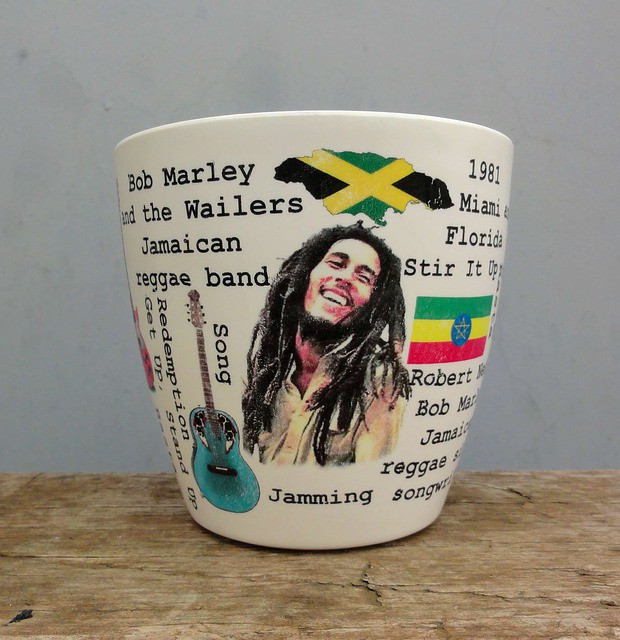 What does Drugs Crisis and Teens have to do with Bob Marley