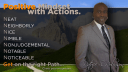 Positive Mindset With Action - N