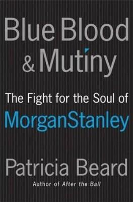 Blue Blood & Mutiny, book jacket