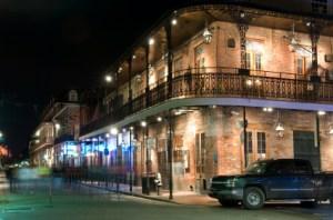 Homeless in New Orleans