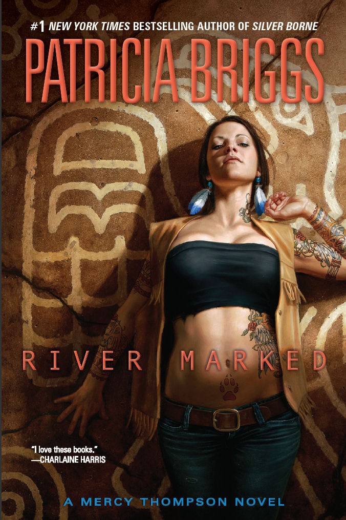 River Marked cover art