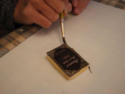 Celebration cakes - making a Harry Potter birthday cake