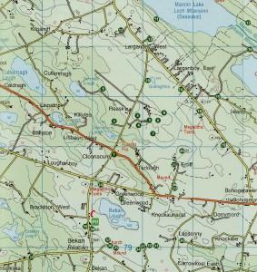Map Greenwood