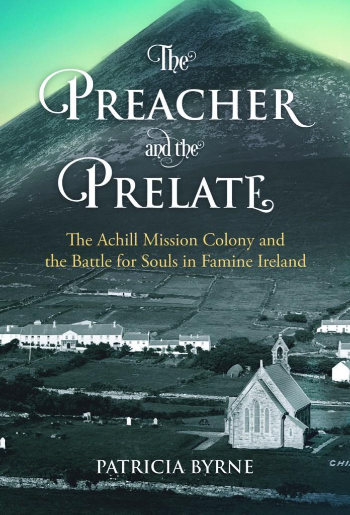 "Patricia Byrne's book, ""The Preacher and the Prelate"""