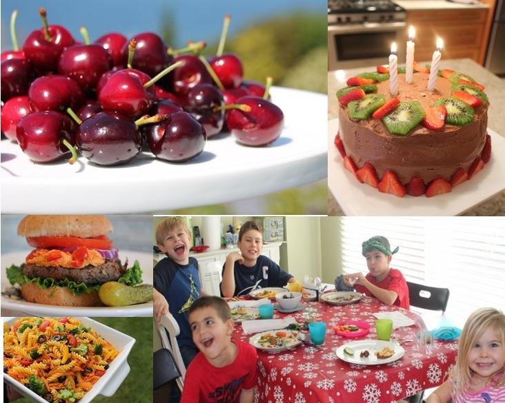 Happy Kids Food