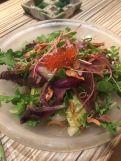 Salad at AA.