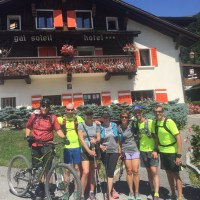 Day 1: Chamonix to Les Contamines