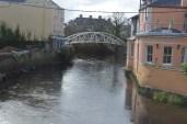 The River Fergus.