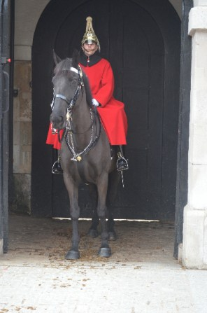 Horse Guards Parade.