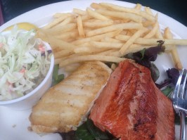 Fresh Halibut and Salmon!