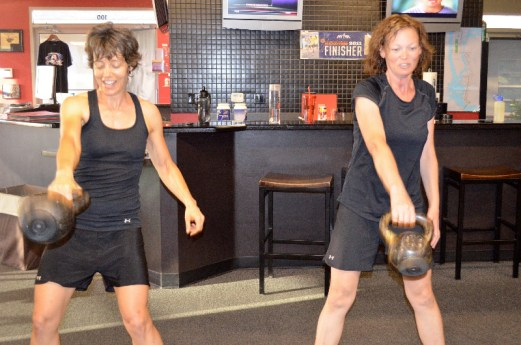 Kettle Bells from Hell