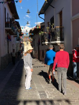 Strolling through La Ronda.