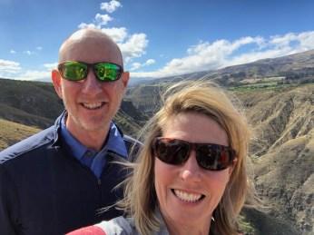 Canyon selfie.