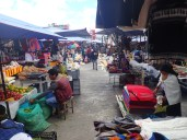 Next we moved on to the market proper.