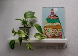 Calendario 'PatriDubre' 2014