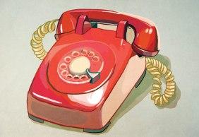 Caderneta de Cromos - Telefone