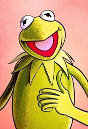 Caderneta de Cromos Contra Ataca - Muppets