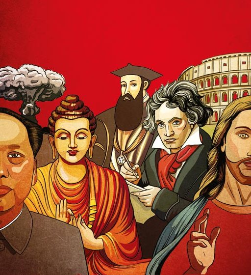 Os 50 grandes acontecimentos da História