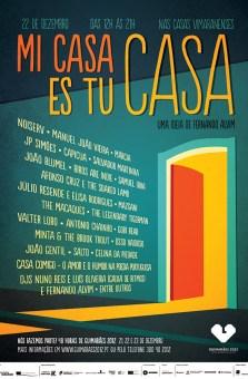 Mi Casa Es Tu Casa | Poster