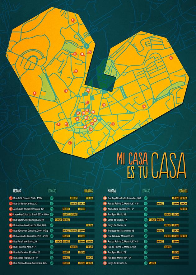 Mi Casa Es Tu Casa | Guide