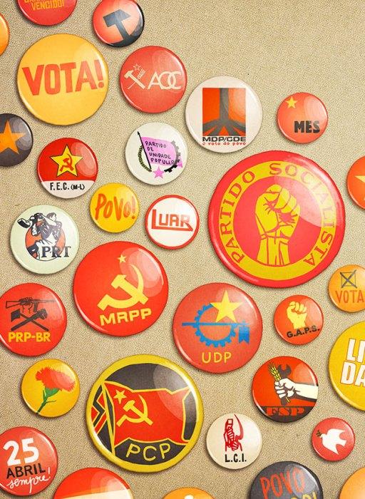 70s Portuguese Political Parties