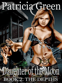 Cover: Daughter of the Moon, Book 2