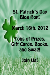 St. Patrick's Day Blog Hop 2012