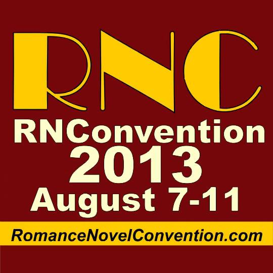 romance novel convention 2013