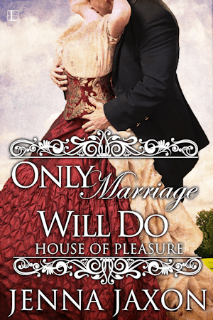 Cover: Only Marriage Will Do