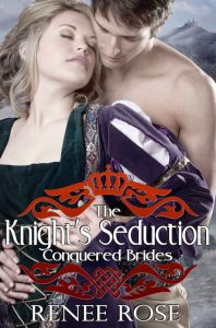 cover: the knights seduction-renee rose