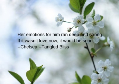 Quote from Tangled Bliss