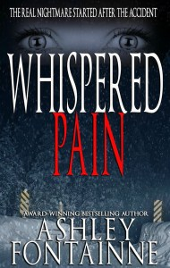 Cover: whispered pain