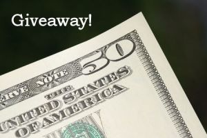 50 Dollar Giveaway
