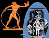 Ganymede & Heracles - Patricia Howitt