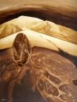 The Bleeding of The Land - Acrylic - Patricia Howitt