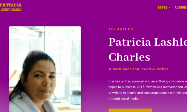 Patricia Lashley Charles Author Website