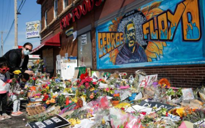The 2020 Rebellion – George Floyd's death will not be in vain 'No Justice, No Peace'